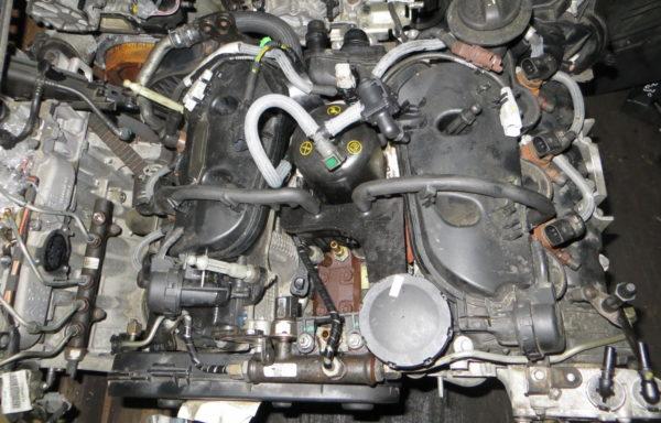 silnik 2.7 HDI V6