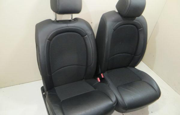 fotel przedni C6